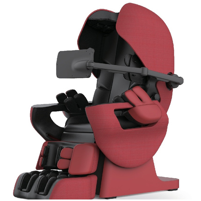 Fauteuil massant Inada Robo Red