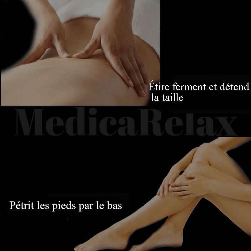 Massage par pression d'air