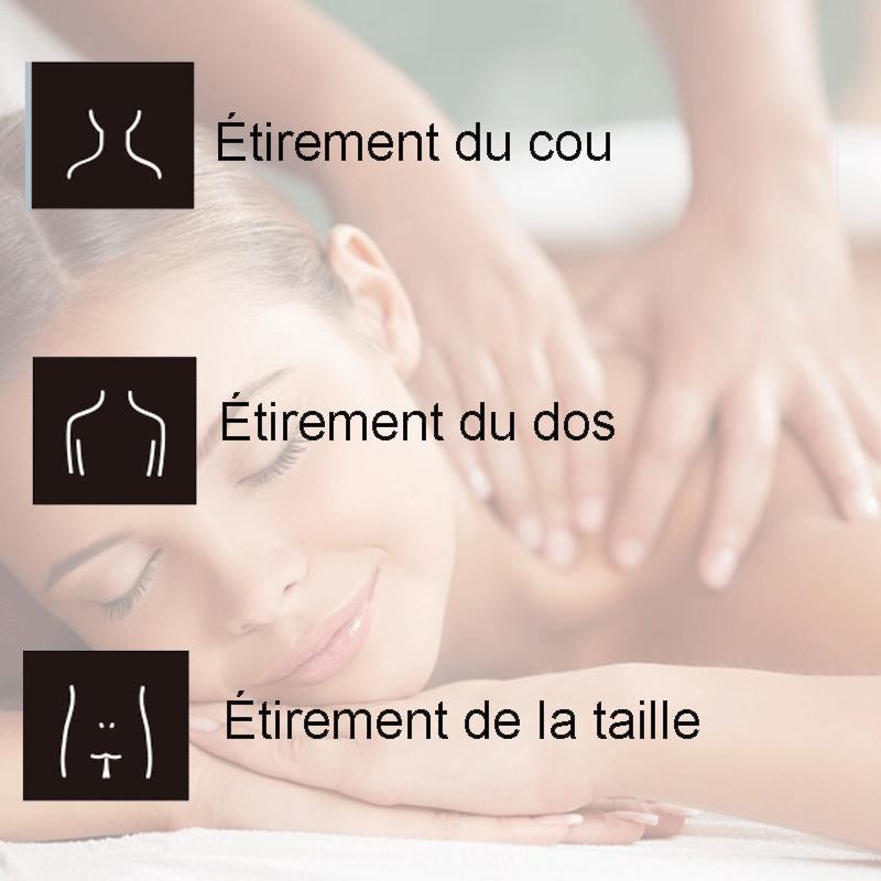 3 types de technique d'étirement
