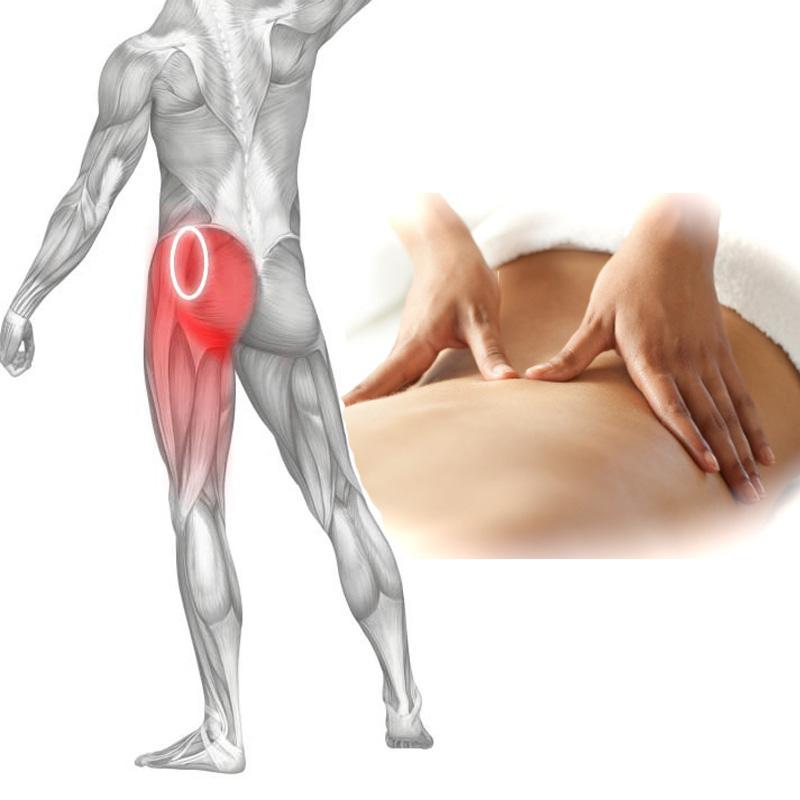 Massage special sciatique