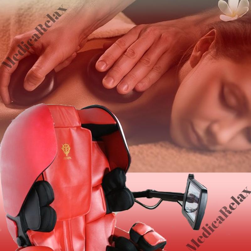 S-Track avec massage 4D