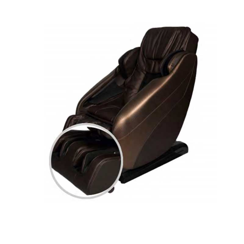 Le fauteuil massant qui vous déteint