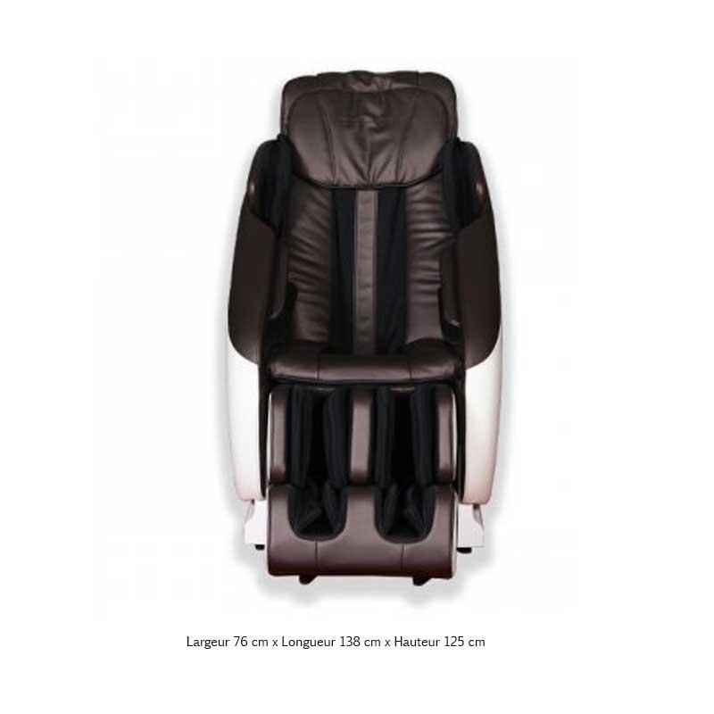 Caractéristiques du fauteuil massant MedicaPro