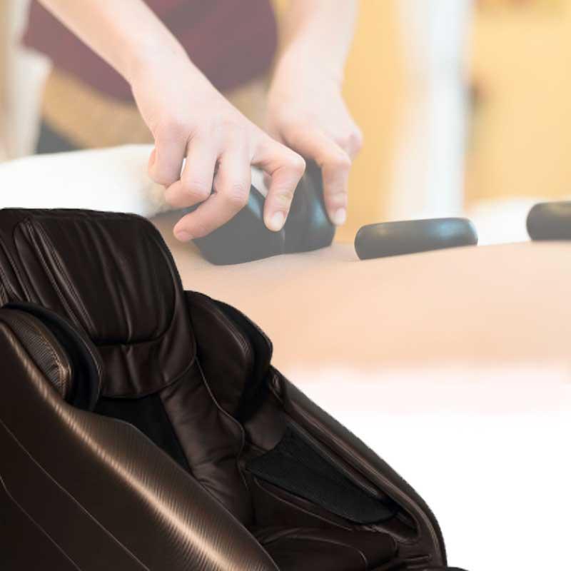 Caracteristiques du fauteuil massant MedicaPro